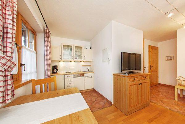 Appartement Walmberg - Küchenbereich