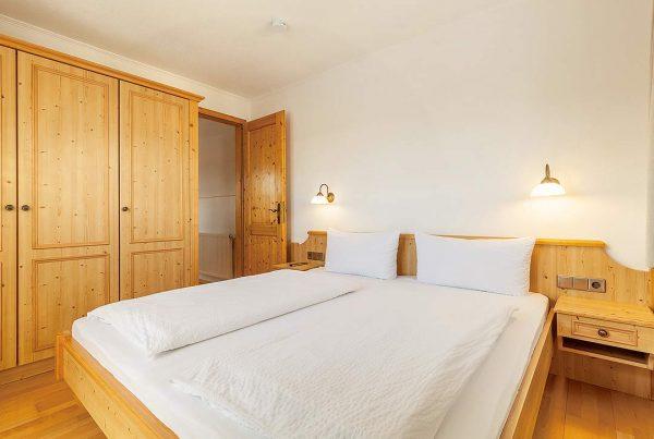 Ferienwohnung Walmberg - Schlafzimmer